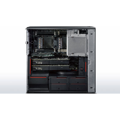 Lenovo ThinkStation P700 Intel Xeon E5-2603V3 Hexa Core RAM 8G HDD 1T Windows 8.1 Pro Lenovo - 39
