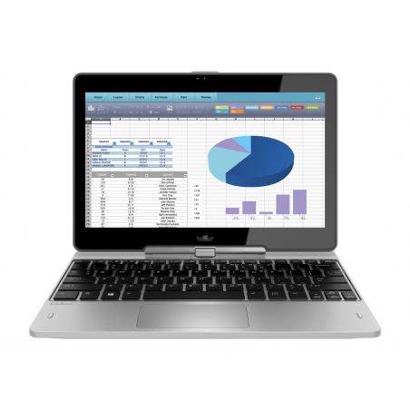 HP EliteBook Revolve 810 G3 Intel Core i7 5600U Dual Core RAM 8G SSD 256G 11.6 Windows 10 Intel HD 5500 HP - 6