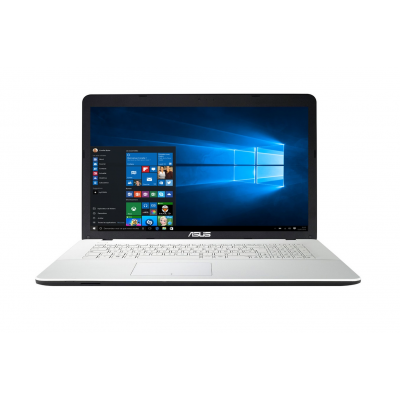 ASUS X751LDV-TY396H-BE Intel Core i5 4210U Dual Core RAM 6G HDD 500G 17.3 Windows 8.1 Nvidia GeForce GT 820 M 2 Go Asus - 1