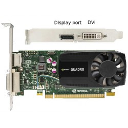Carte Graphique professionnelle NVidia Quadro K620 2GB  - 1