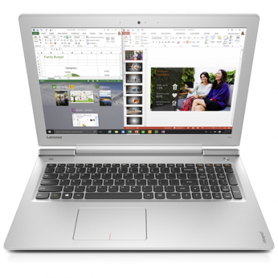 Lenovo Ideapad 700-15ISK Intel Core i5 6300HQ Quad Core RAM 6G HDD 1T 15.6 Windows 10 Intel HD 530 Lenovo - 1